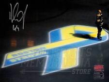 Dennis Seidenberg Boston Bruins Signed Autographed Boston Strong 16x20
