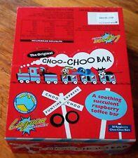 The Raspberry Choo Choo Bar 1.0 kg counter display box  50 pieces