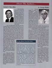 Encyclopedia Morgan and Peace Dollar Varieties 4th(Latest) Edition. The VAM Book