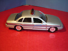Road Champs Dyersville Iowa Police Car 1/43