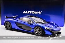 AutoArt 1:18 McLaren P1 blue