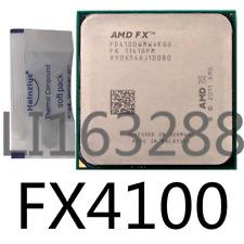 AMD FX 4100 3.6GHz 8MB Quad-Core Socket AM3+ CPU Processor
