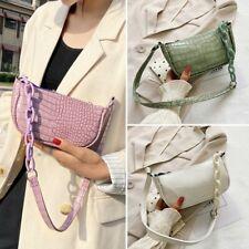 Women Baguette Bag Fashion Messenger Bags Simple Bags Wild Purse Shoulder Bags