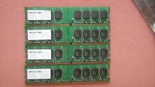 Buffalo D2U667C-2G/BJ 8GB Kit 4x2GB DDR2 PC2-5300U 667MHz Non-ECC Intel