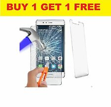 "Genuine TEMPERED GLASS Film Invisible Screen Protector For Huawei P8 Lite (5.0"")"