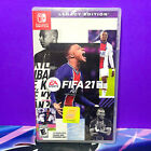 NINTENDO SWITCH FIFA 21 LEGACY EDITION BY EA SPORTS 2020 (SEALED)