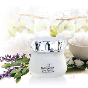 😍Skin Care Desheli Night Treatment Cream Anti Aging Acne Vitamin E,A Dark Spots