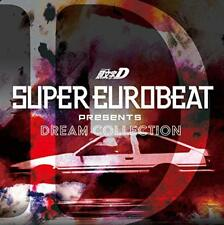 [CD] SUPER EUROBEAT presents Initial D Dream Collection NEW from Japan