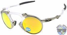 Oakley MADMAN Sunglasses OO6019-07   Plasma   Fire Iridium Polarized Lens   BNIB