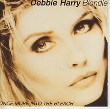 Debbie Harry Blondie CD Once More Into The Bleach 1988