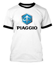Piaggio Motorcycle Scooters - Custom Men's  T-Shirt Tee