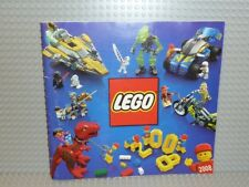 LEGO® Katalog Catalogue Heft Broschüre c08de5 von 2008 B465