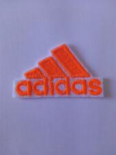 Parche bordado para coser estilo Adidas 4,5/3,5 cm  adorno ropa personalizada