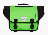 Brompton O'Bag Ortlieb Messenger Bag Green Brand New Waterproof