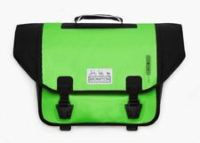 Brompton OBag Ortlieb Messenger Bag Green with Free Mounting Block and Clip. New