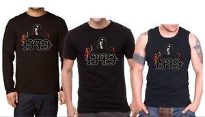 1349 Band Logo Black New Men's T-shirt Long Sleeve Shirt Tank Top