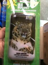 iPhone 3G or 3GS Hard Case Snow Leopard Animal Planet Endangered Species New