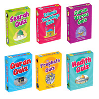 NEW RELEASE: Islamic Quiz Cards: Facts & Trivia for Curious Minds (Goodword)