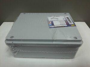 Large Weatherproof, Waterproof Joint, Outdoor Junction Box, Adaptable Box IP65