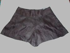 Women's Worthington Dress Shorts Medieval Brown Size 8P NEW