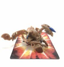 Bakugan Subterra Tan Viper Helios (480G) New Vestroia with Cards