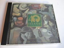 Island 40 CD Sampler Vol 3 1968-1975 Acoustic Waves 1998 Promo Only 16 Tracks