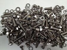 AUSTIN 7  - BSF NUT BOLT & WASHER SET IN STAINLESS STEEL