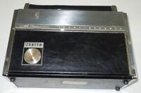 BROKEN Zenith Trans-Oceanic Royal 3000-1 Radio FM AM Multiband Vintage Shortwave
