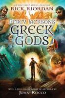 Percy Jackson's Greek Gods by Rick Riordan (2016, Paperback)