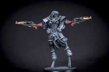 Nocturno Gun Conversion set as Inferno (melta) pistol for Sisters of Battle