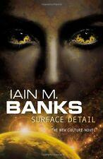 Surface Detail,Iain M. Banks