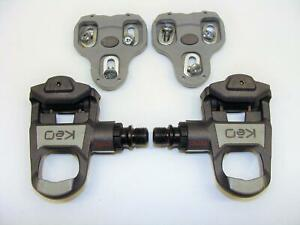 ~ New Take-Off LOOK KEO SPRINT Clipless Pedals, Pedal Set - With Cleats ~