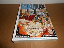 Bakuman Vol. 7 Manga Graphic Novel Book in English