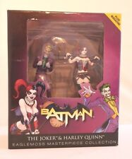 EAGLEMOSS DC THE JOKER & HARLEY QUINN COLLECTORS SPECIAL FIGURE SET