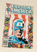 CAPTAIN AMERICA #323 1st John Walker Really Nice Book U.S. Agent! Super Patriot!
