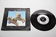 "TALK TALK - It's My Life - 1990 UK 7"" VINYL UK Record - R6254"