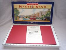 ADVANCE TO MARBLE ARCH / VINTAGE BOARD GAME / 1985 PARKER BROS / COMPLETE
