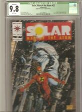 Valiant: Solar Man of the Atom 22 CGC 9.8 signed by Joe Quesada