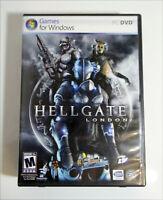 Hellgate: London PC 2007 1DVD + Bonus DVD Complete with CD KEY