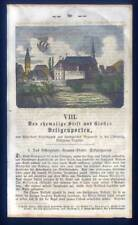 SELIGENPORTEN - Oberpfalz - Pyrbaum - Holzstich 1865