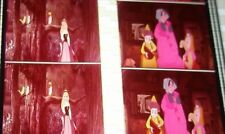 DISNEY SLEEPING BEAUTY 1959 RARE 12  FILM CELL LOT FREE SHIPPING