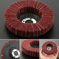 320 Grit 100mm Round Flap Polishing Wheels Disc Buffing Abrasive Rotary Tools