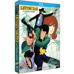 LUPIN III - Serie 1 (3 Blu-ray)