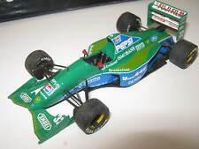 1:43 Jordan Ford 191 A. Zanardi Japan GP 1991 TAMEO Models in showcase