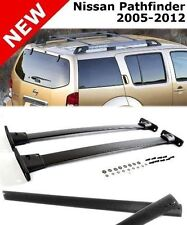 2x NEW CROSS BAR ROOF RACK For NISSAN PATHFINDER R51 for 2005 - 2013 path finder