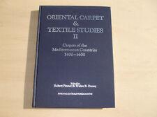 ICOC 1983: Oriental Carpet and Textile Studies II, 1986