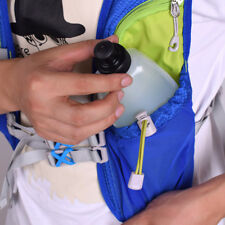 250ml Portable Outdoor Water Bottle Kettle for Camping Hiking Running White