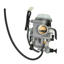 ATV QUAD CARB CARBURETOR FOR HONDA TRX350/RANCHER 350ES/FE/FMTE/TM/ 450ES SILVER