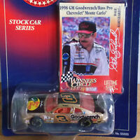 #3 Dale Earnhardt NASCAR 1/64 Diecast Car _ 1998 GOODWRENCH BASS PRO SHOPS CHEVY