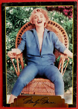 """Sports Time Inc."" MARILYN MONROE Card # 132 individual card, issued in 1995"